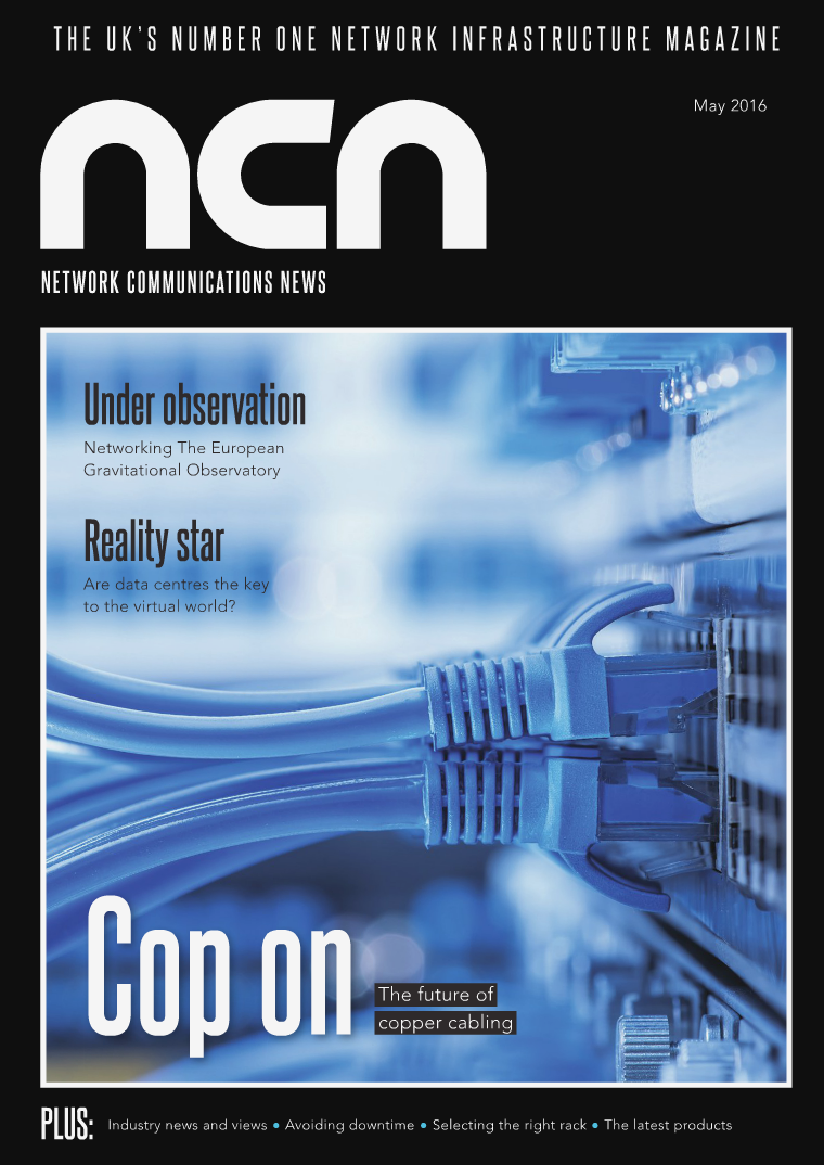 Network Communications News (NCN) May 2016