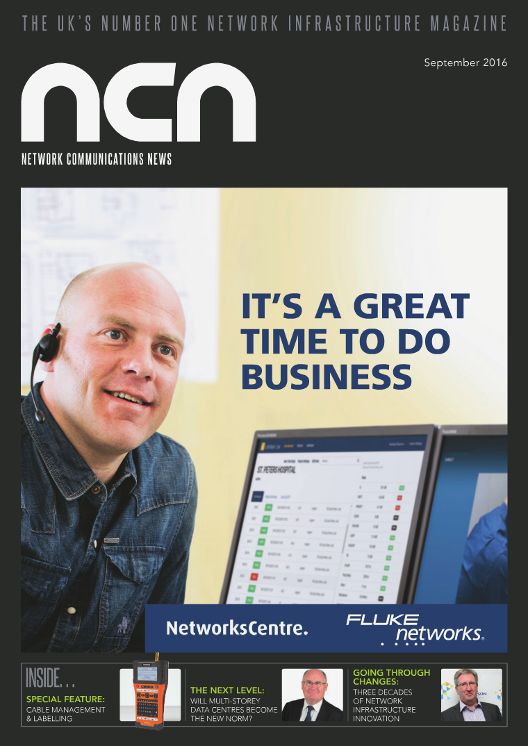 Network Communications News (NCN) September 2016