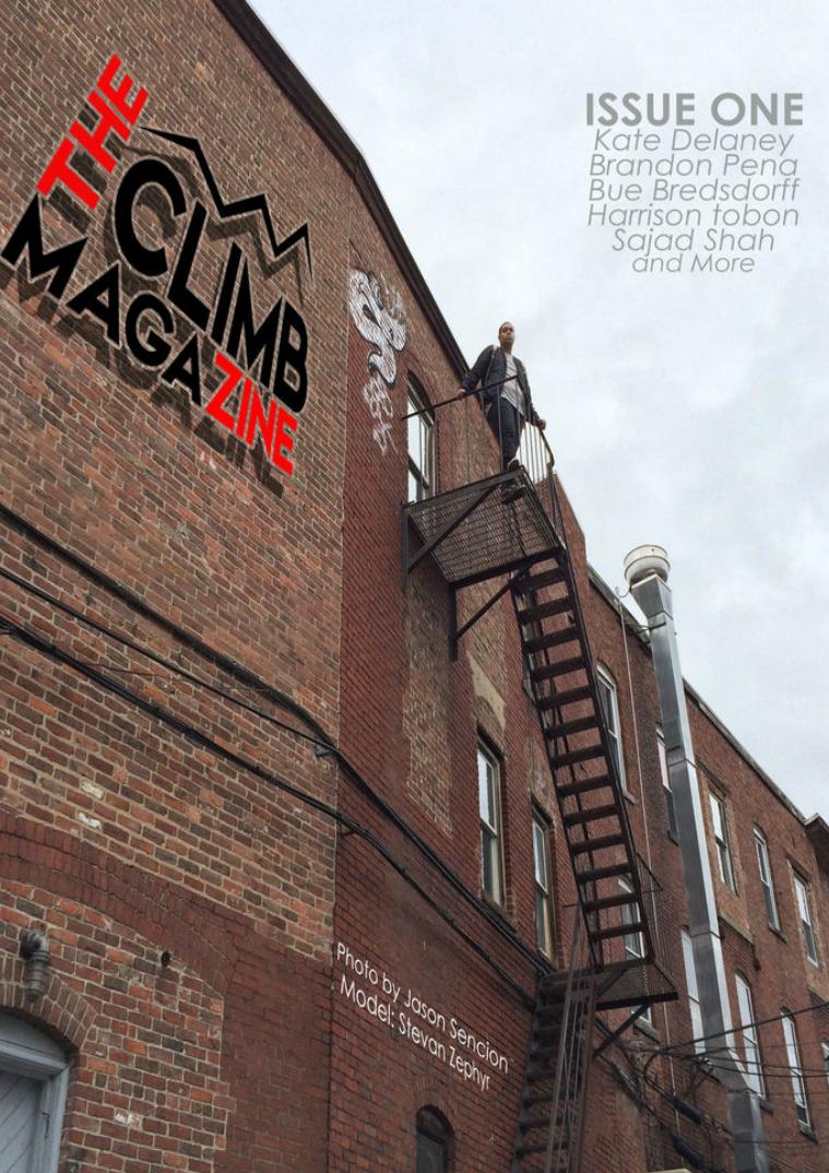 The Climb Magazine SPRING 2015