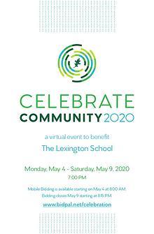 TLS Celebration Program 2020