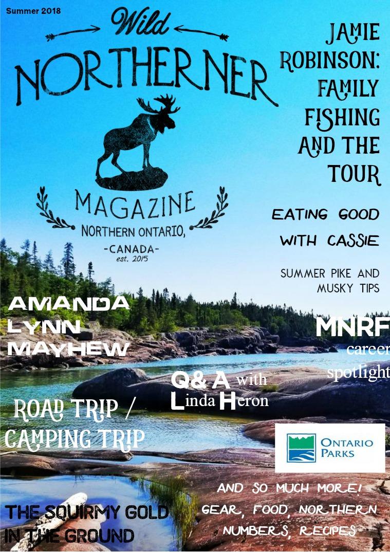 Wild Northerner Magazine Summer 2018
