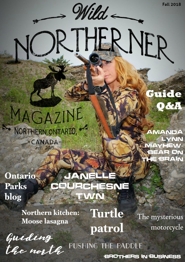 Wild Northerner Magazine Fall 2018