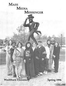 1996 Washburn Messenger