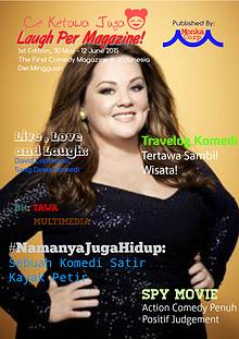 Laugh Per Magazine!