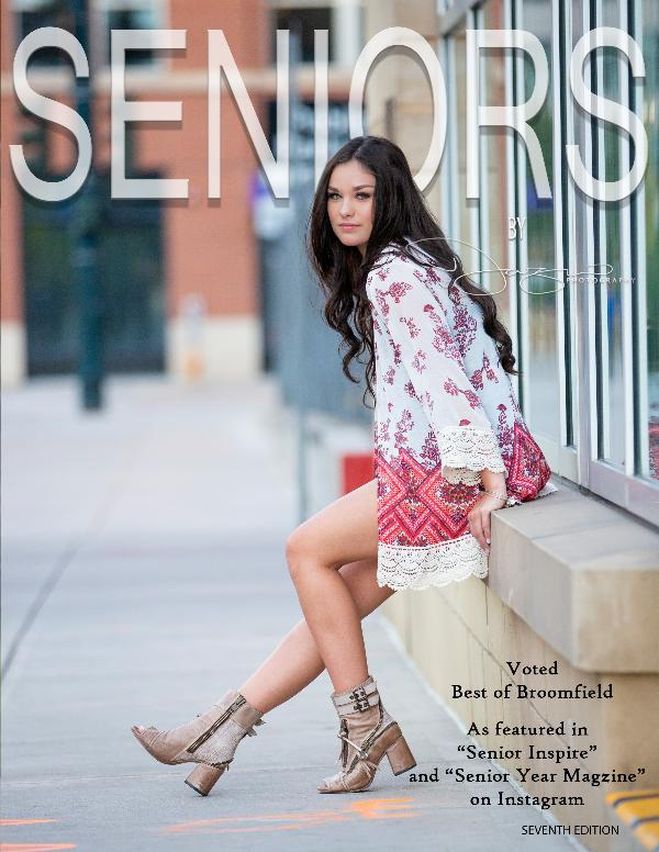 Teresa Fazio Photography Seniors Guide - Class of 2021 Class of 2021 Magazine