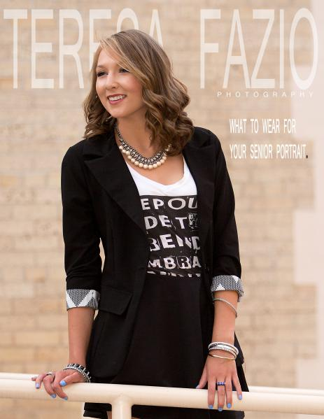 What to wear for your senior session What to wear - Seniors - Second Edition