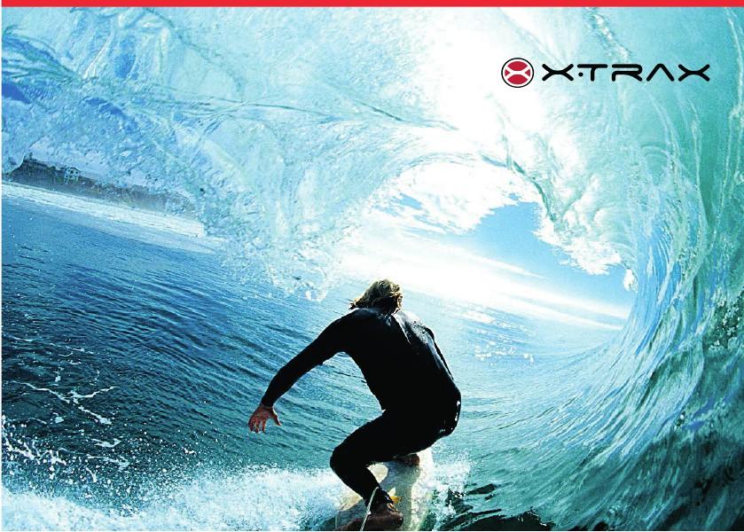 Catálogo Xtrax Sports 2015 Edição 2015