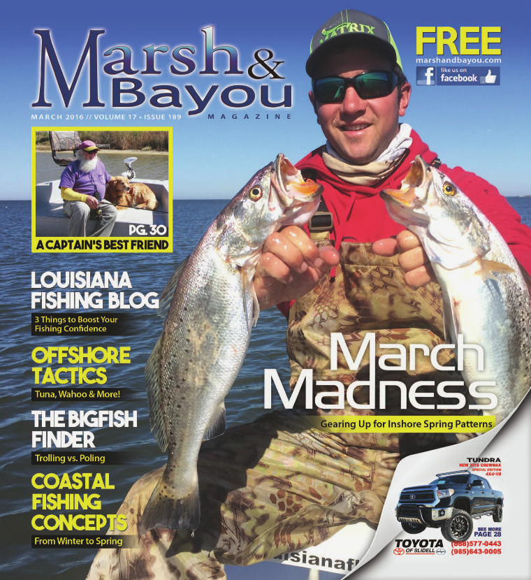 March 2016 Volume 17 • Issue 189