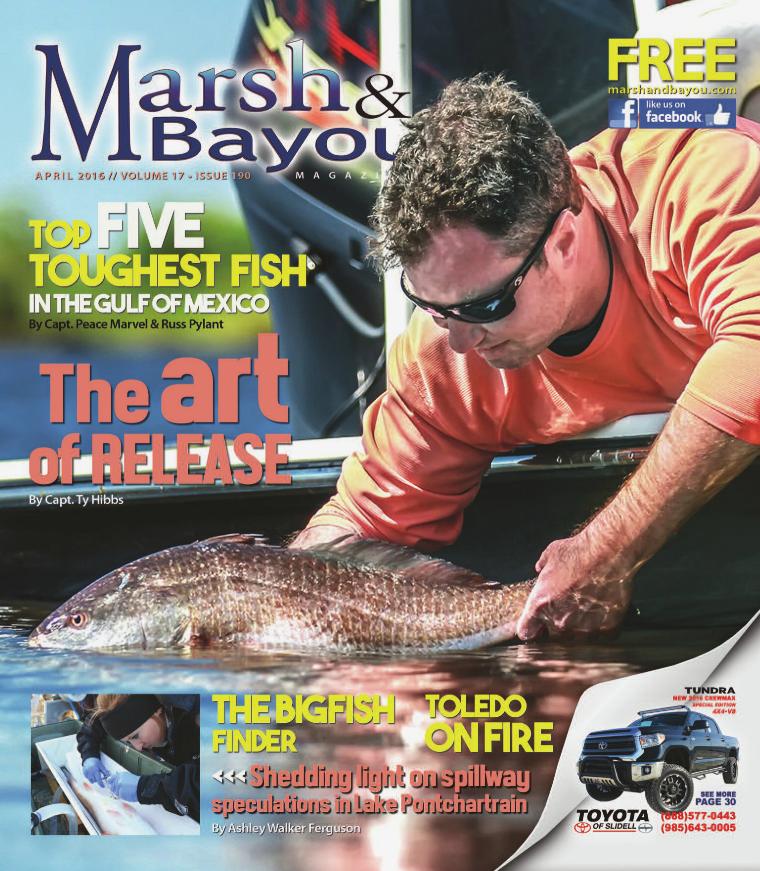 April 2016 Volume 17 • ISSUE 190
