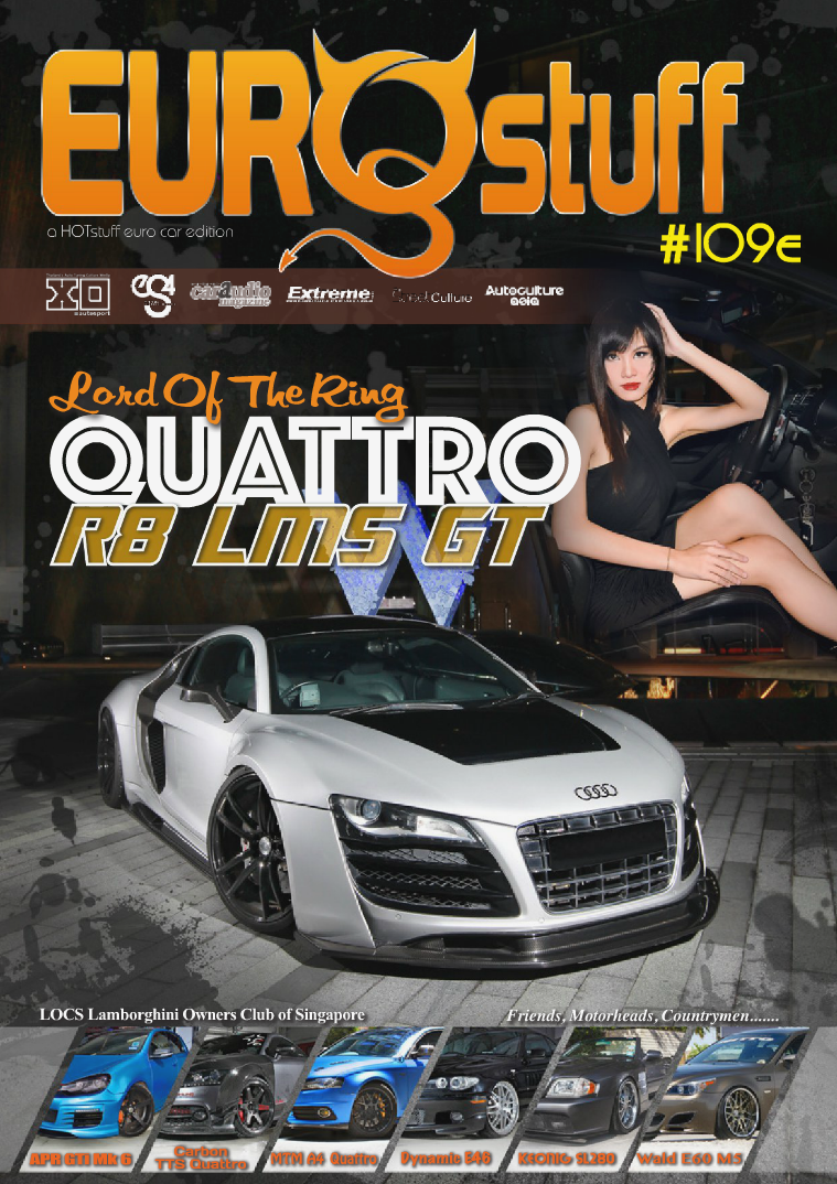 EUROstuff Magazine #109E