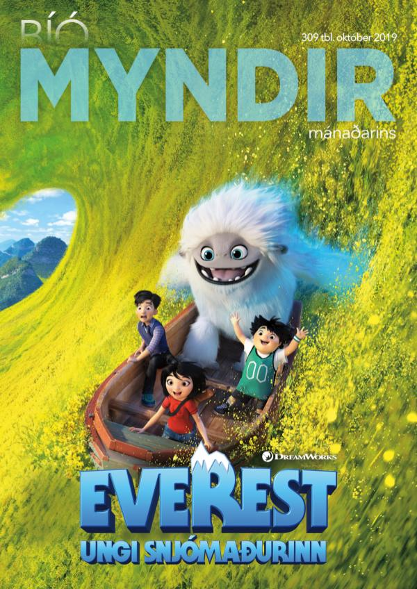 MM Október 2019 DVD VOD Tleikir
