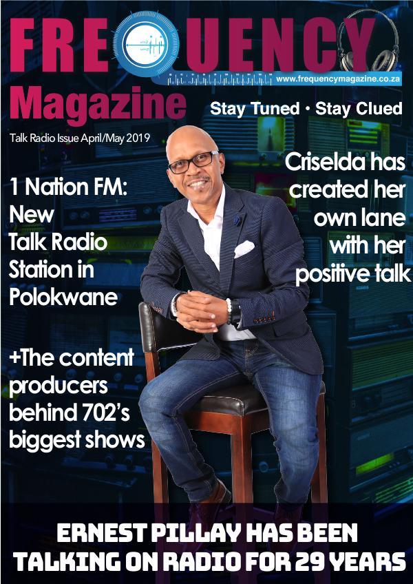 Frequency Magazine_Talk Radio Issue Talk Radio Issue
