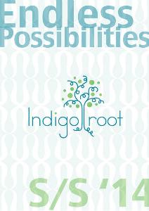 Indigo Root Back to School/Fall 2013 S/S 2014