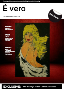 É vero™ Volume #1 Issue #1 March 2013