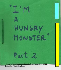 I'm a hungry monster November 2012