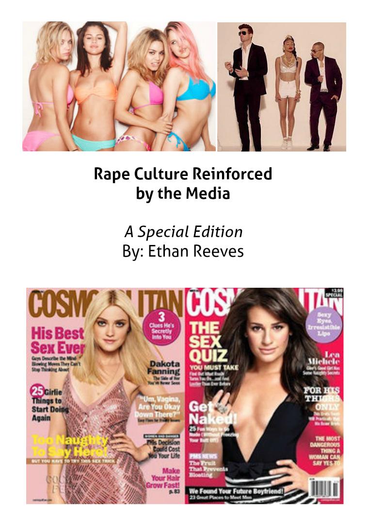 Rape Culture Reinforced by the Media 16
