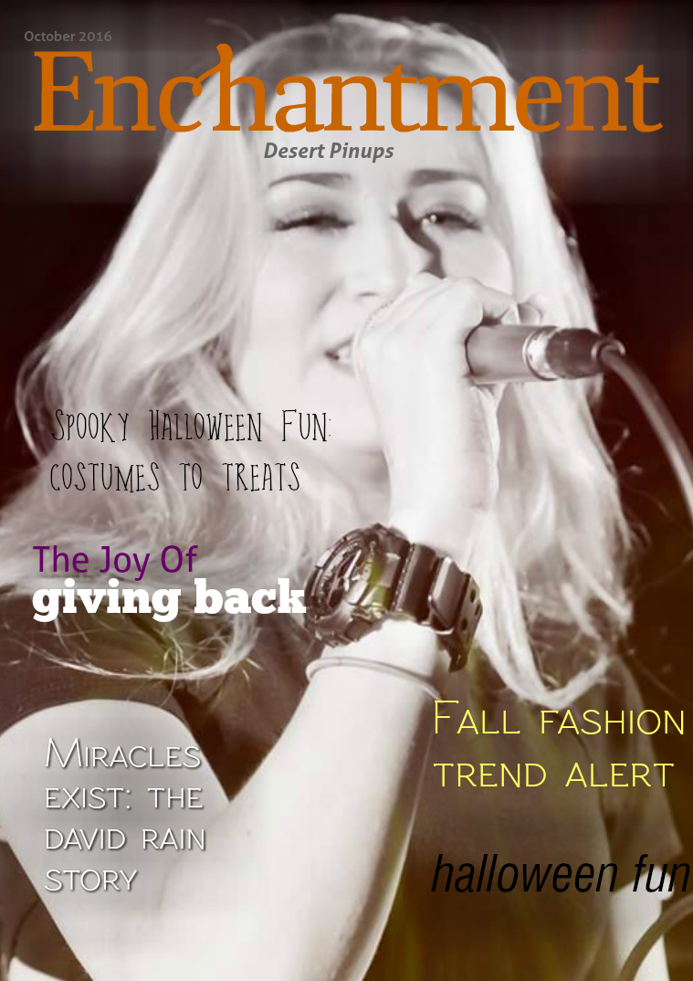 Enchantment Desert Magazine October 2016