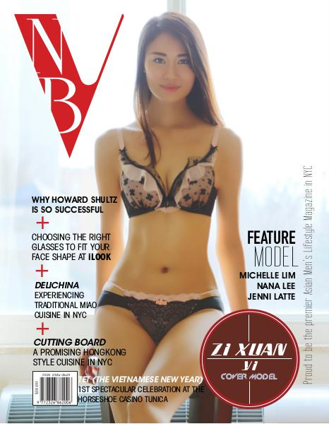 15ISSUE Welcome to the VNB magazine April 2016 issue