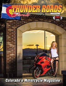 Thunder Roads Colorado Magazine