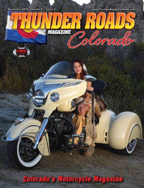 Thunder Roads Colorado Magazine Volume 11 Issue 3
