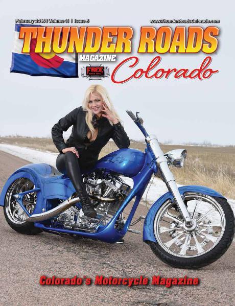 Thunder Roads Colorado Magazine Volume 11 Issue 5