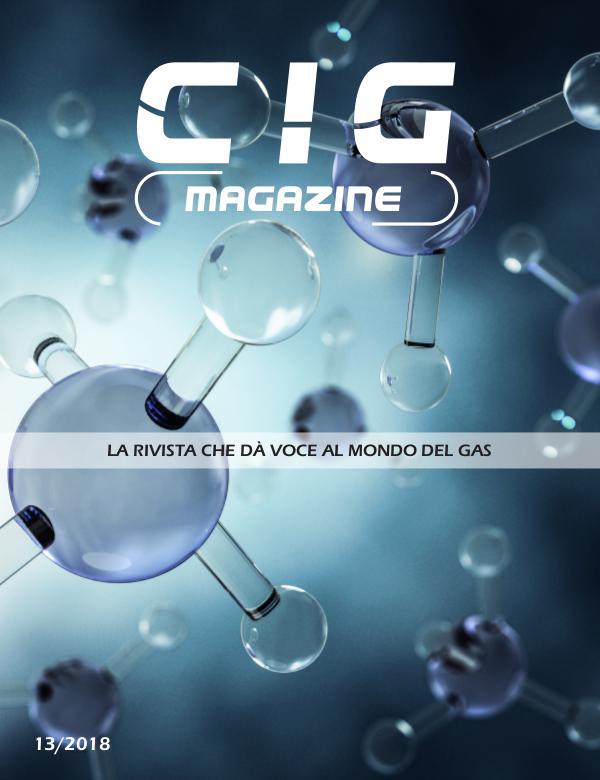 CIG Magazine 13