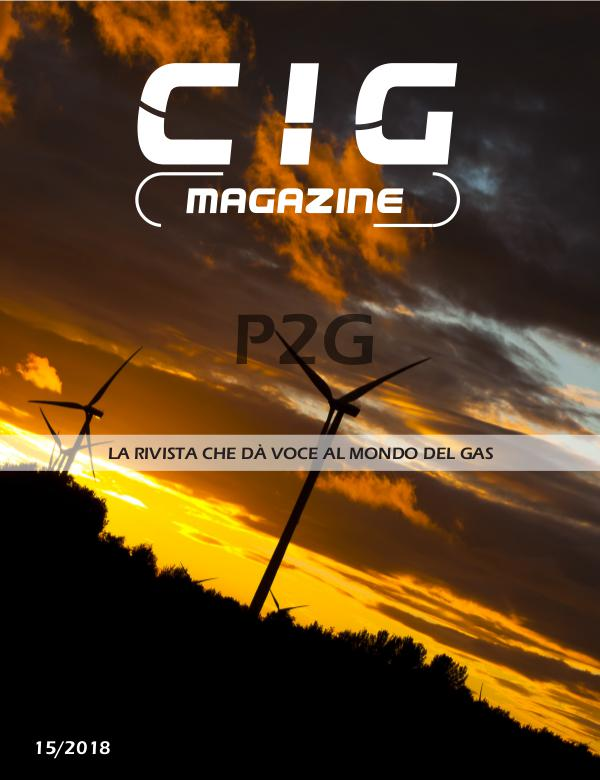 CIG Magazine 15