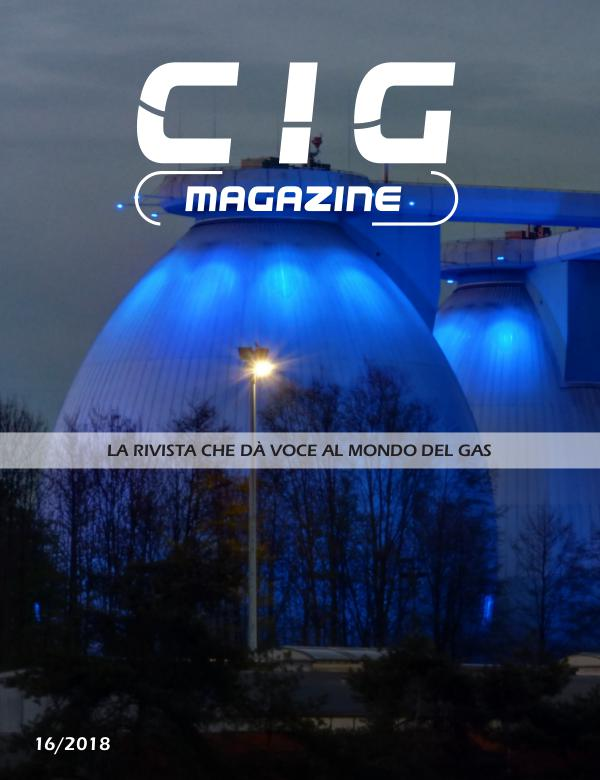 CIG Magazine 16