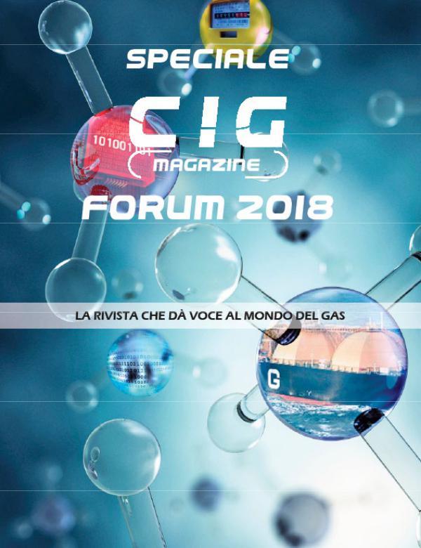 Speciale FORUM UNI-CIG 2018
