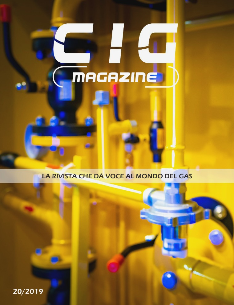 CIG Magazine 20