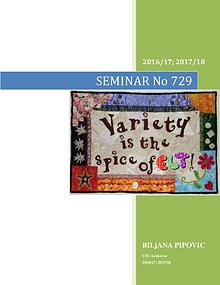 Variety as the Spice of ELT