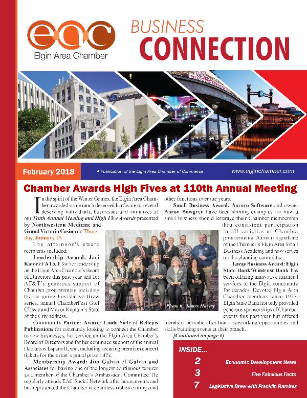 February 2018 EAC Business Connection February2018