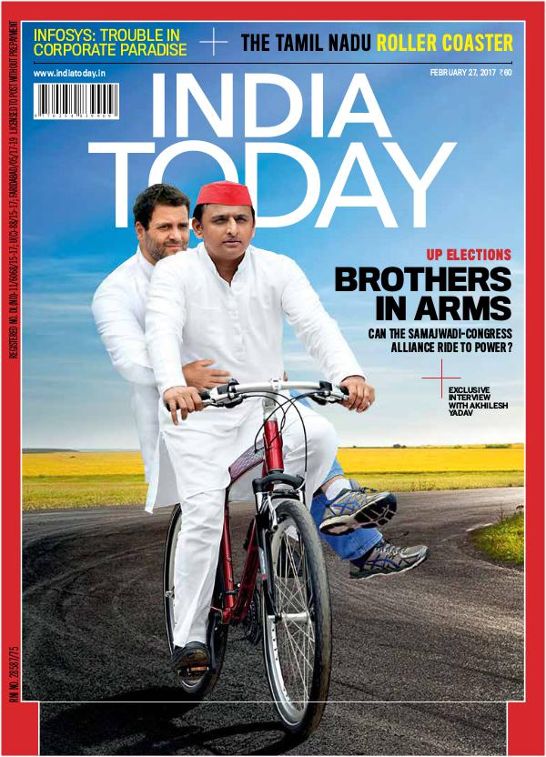 India Today 27th February 2017