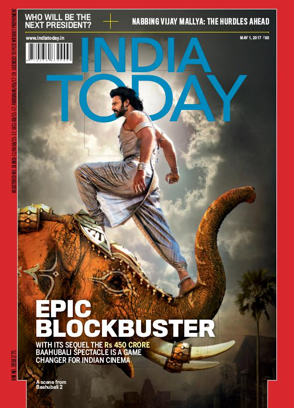 India Today 1st May 2017