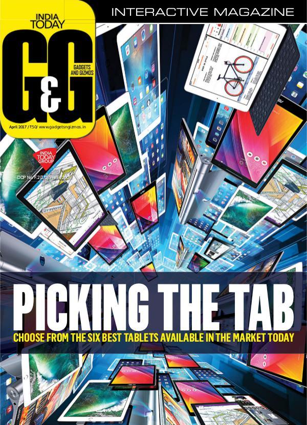 Gadgets and Gizmos April 2017