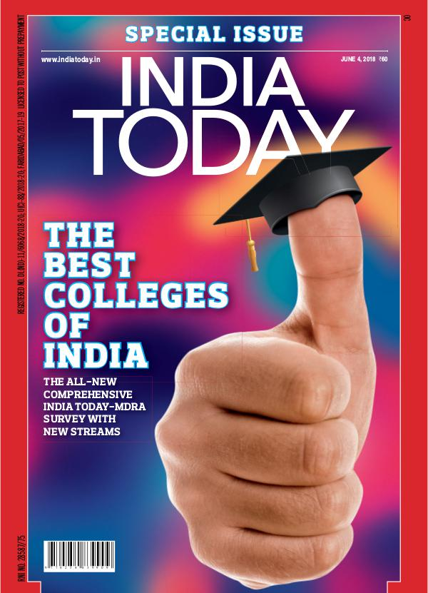 India Today 4th June 2018