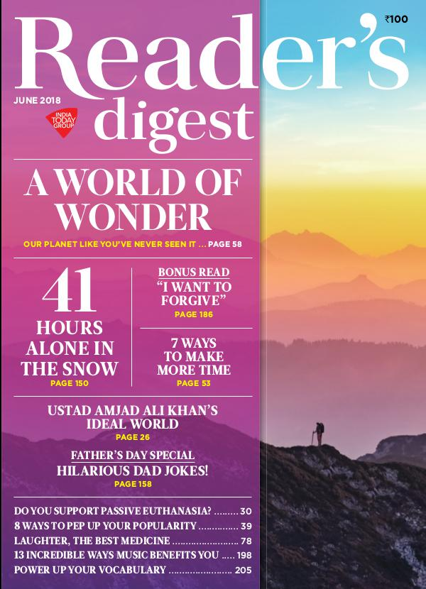 Reader's Digest June 2018