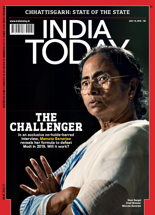 India Today 16th July 2018