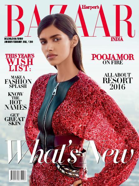 Harper's Bazaar January-February 2016