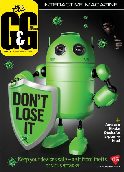 Gadgets and Gizmos May 2016