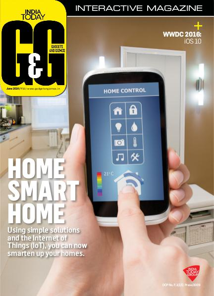 Gadgets and Gizmos June 2016
