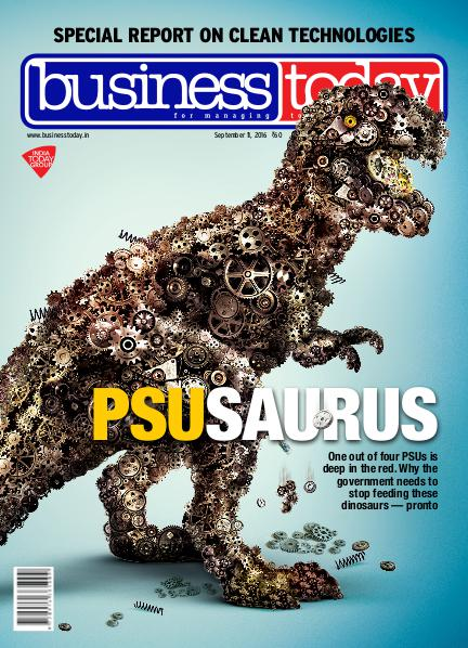 Business Today 11th September 2016