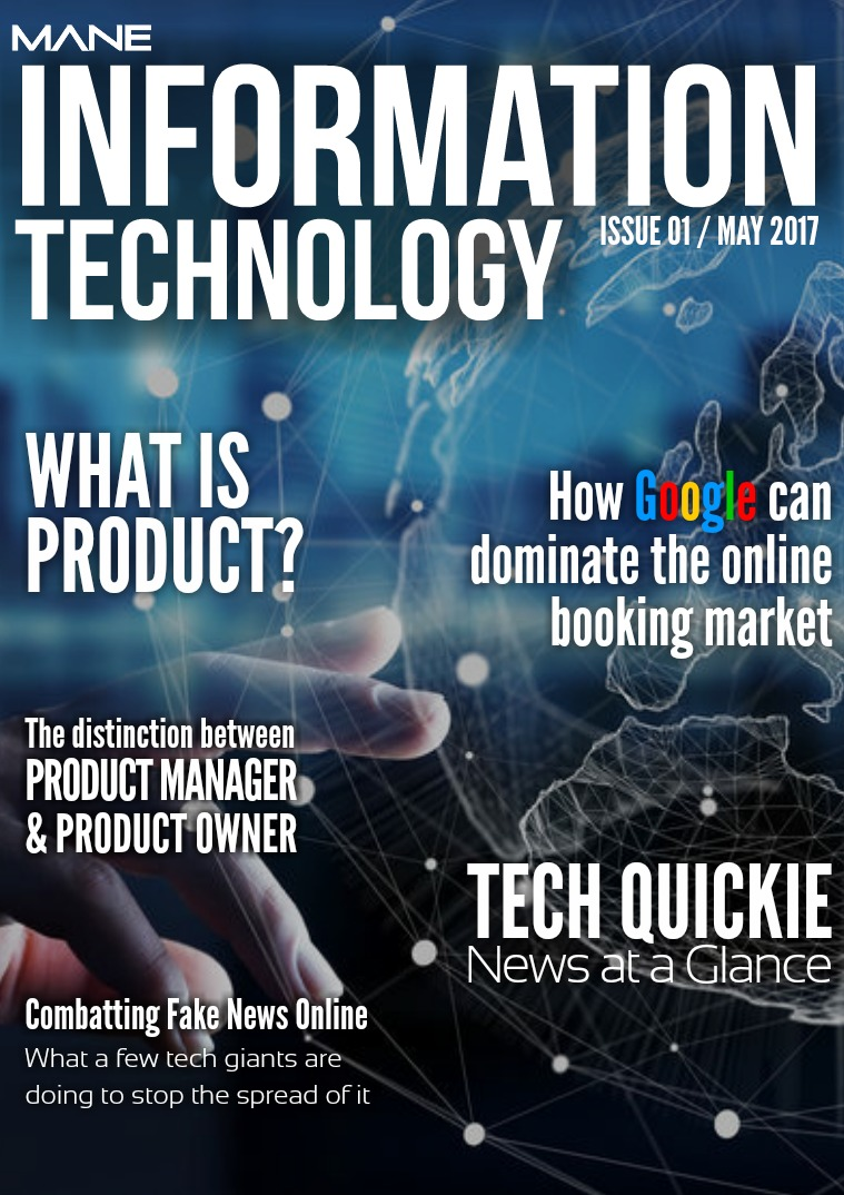 Issue 1 - May 2017