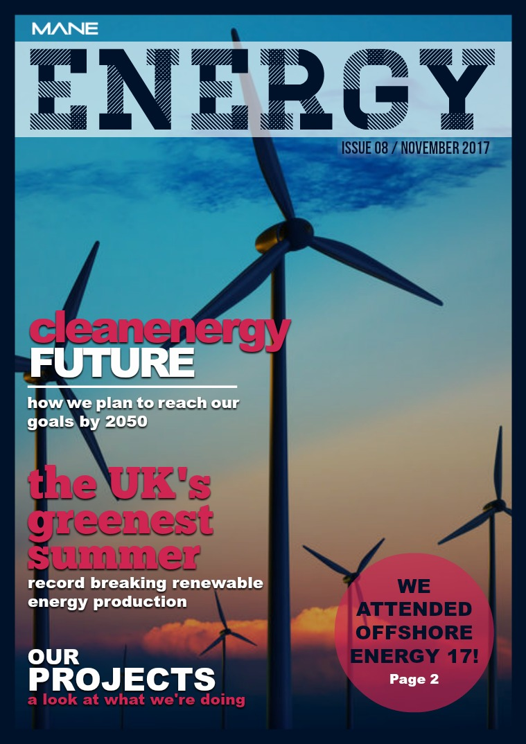 Issue 8 - November 2017