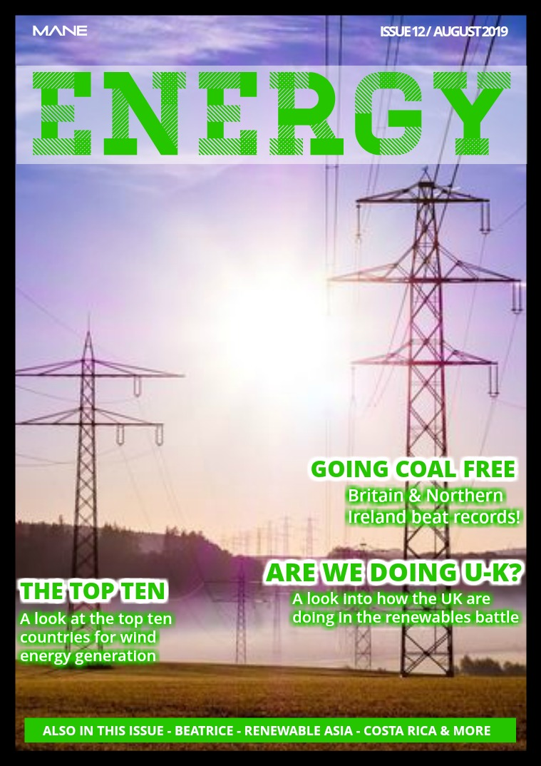 Issue 12 - August 2019