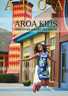 "A Round Of Applause ""AROA"" Magazine"