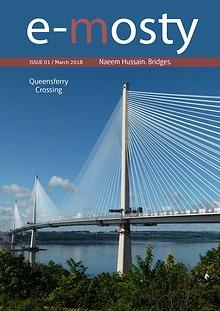 e-mosty March 2018. Naeem Hussain. Bridges.