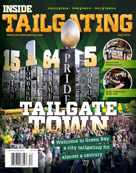 INSIDE TAILGATING FALL 2014