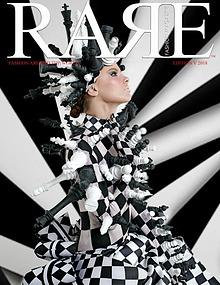 Rare Fashion Magazine Edition V 2018