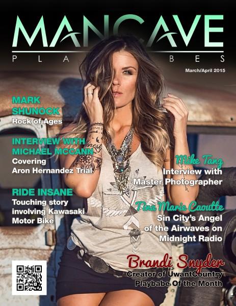MANCAVE PLAYBABES - MARCH/APRIL 2015 March 2015